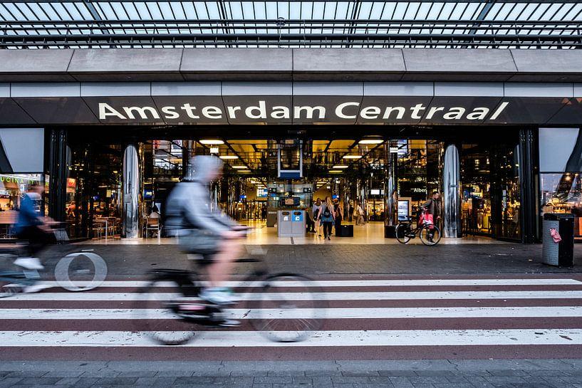 Amsterdam van Eddy Westdijk