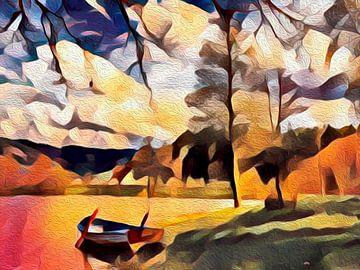 Bootsfahrt von António Maia