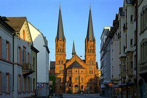 Johanneskirche Freiburg van