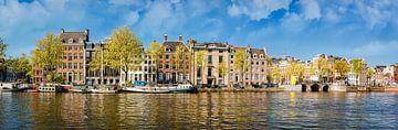 Aan de Amstel, Amsterdam van Rietje Bulthuis