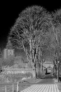 Festungstor Naarden von Hans Boutkan