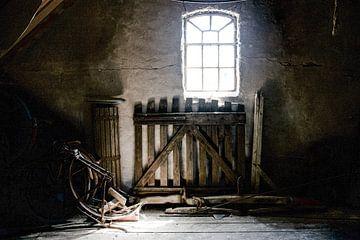 Le vieux grenier, lieux abandonnés, Pays-Bas sur Shoot2Capture2