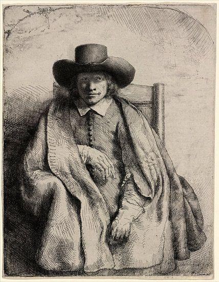 Rembrandt van Rijn, Clement de Jonghe van Rembrandt van Rijn