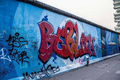 Berlijnse Muur van Gabriella Sidiropoulos