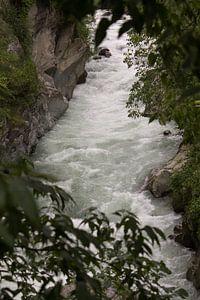 de wilde rivier van Heike Klein