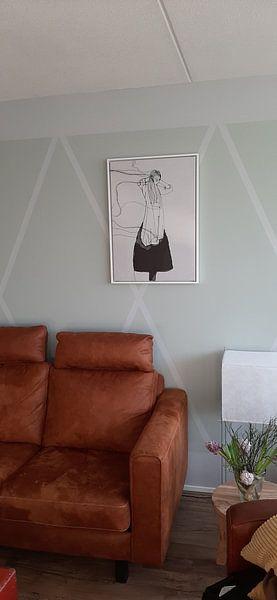 Klantfoto: 'Irrevocable' (gezien bij vtwonen) van Kim Rijntjes