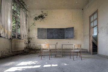 Verlaten basisschool sur Joke Absen