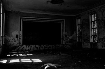 Verlassene Bühne von Iritxu Photography