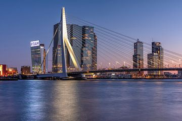horizon de Rotterdam sur Fotografie Ronald