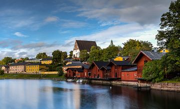 Porvoo, Finland van Adelheid Smitt