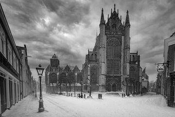 Hooglandse kerk Leiden van Rob Wareman Fotografie