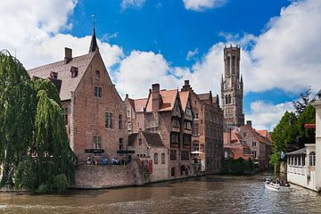 Bruges, Belgium van Gunter Kirsch