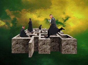 Het labyrint van