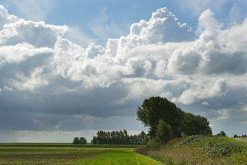 Zeeuwse polder von Georges Hoeberechts