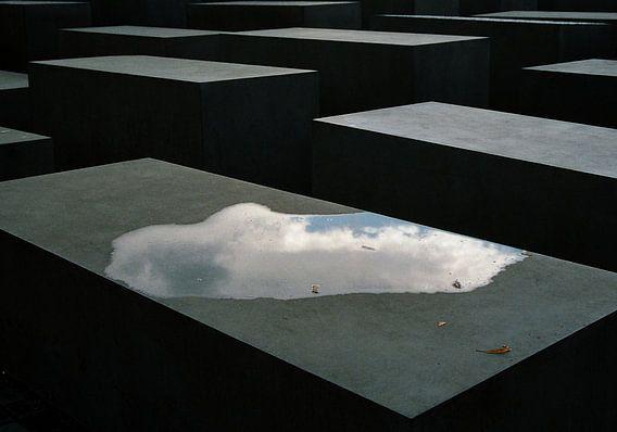 holocaust monument in Berlijn van Henk Speksnijder