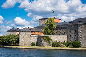 Castle Vaxholm in Sweden