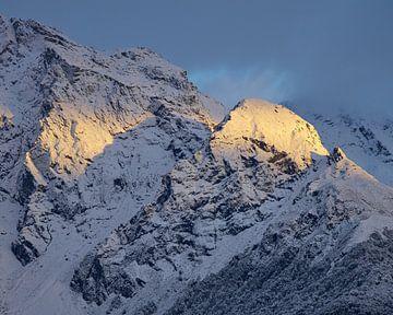 Mount Bonpland @ Zonsopgang van Keith Wilson Photography