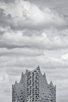 Elbphilharmonie Hamburg van Munich Art Prints
