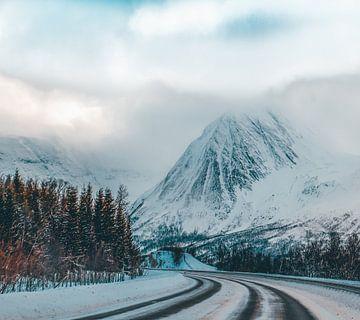 Roadtrip in Noorwegen van Hege Knaven-van Dijke