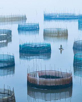 Vissersnetten van Rudmer Hoekstra
