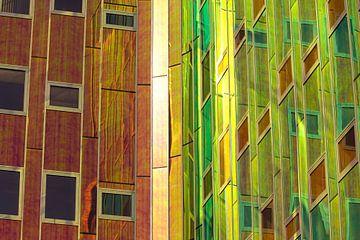 Kleuren van Marcel van der Kolk