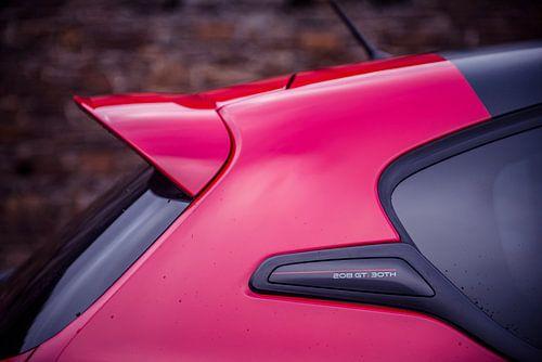 Peugeot 208 GTi 30th edition  van Sytse Dijkstra