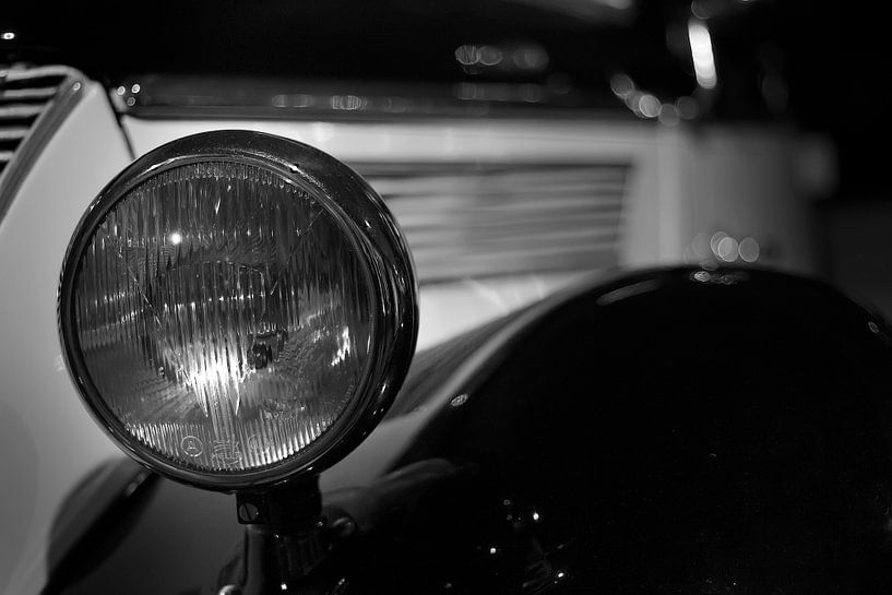 Ford Eifel 1935-1940 van Eus Driessen