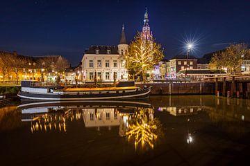 De grote kerk in Breda van Goos den Biesen