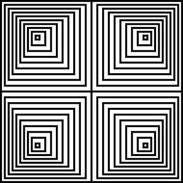 Verschachtelt   Versetzt   02x02x02   N=10   V40   W von Gerhard Haberern