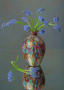 Blauwe druifjes van Willy Sengers