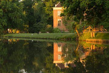 Landhuis Rhijnauwen van Marijke van Eijkeren
