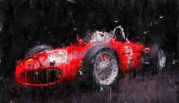 Ferrari Sharknose von Theodor Decker