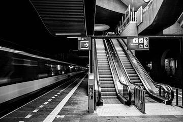 Bahnhof Rotterdam Blaak von Sander van Kal