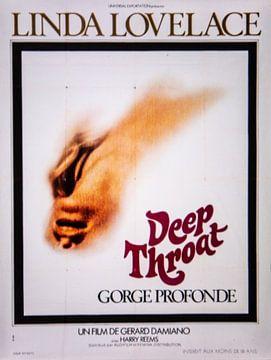 Deep Throat Movieposter