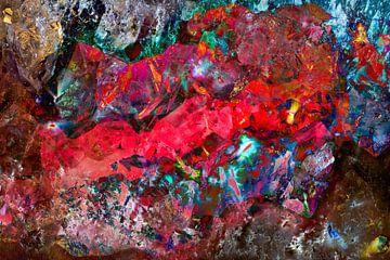 Kleurspektakel van Max Steinwald