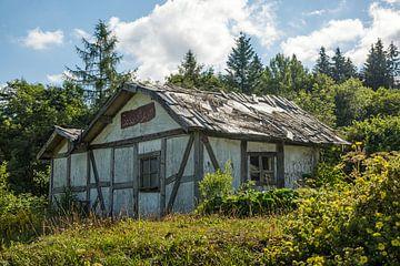 Hut in Bocksberg van Sergej Nickel