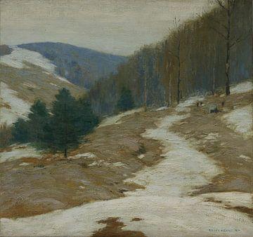 Bruce Crane~Langfristiger Winter