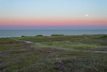 Zonsondergang Op Het Strand van Melvin Fotografie