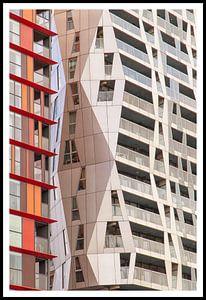 Rotterdam achitectuur van Marly De Kok