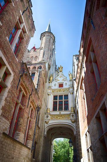 Poortje in Brugge