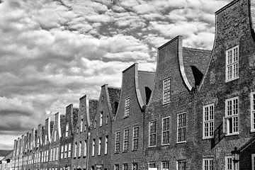 Potsdam - Holländisches Viertel von Kirsten Warner