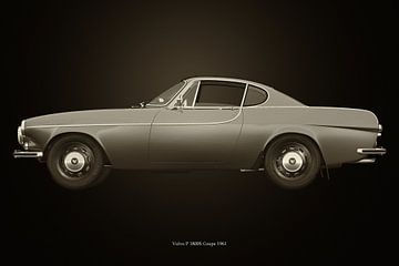 Volvo P 1800S Coupe 1961