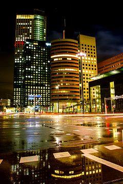 Verkeerskruising Rotterdam-zuid  von Rob Altena