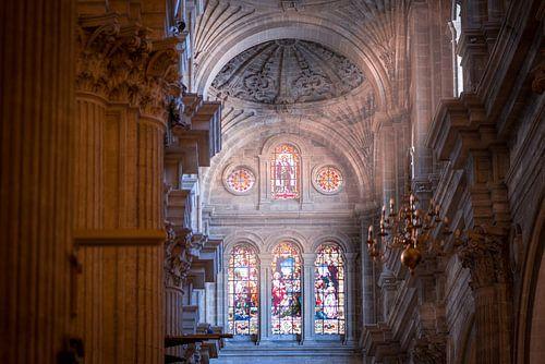 Malaga Cathedral van