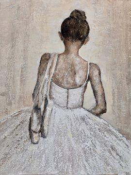 Nach dem Ballett von Christian Carrette