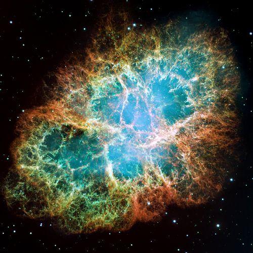 Crab Nebula von Rebel Ontwerp