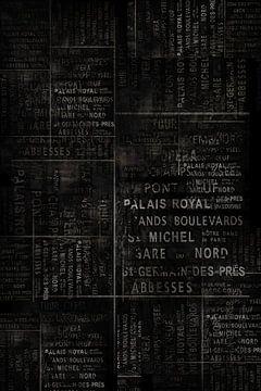 Paris, ton t'aime sur Veerle Van den Langenbergh