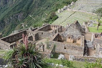 Machu Picchu von Marieke Funke