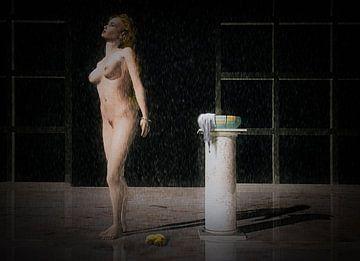 Sommer Regen von Harry van Rhoon