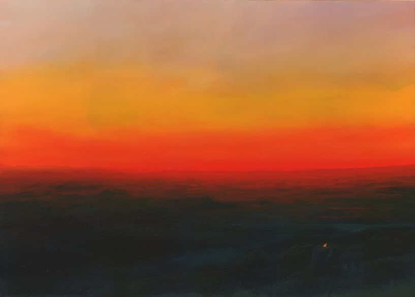 Feuerland van Silvian Sternhagel